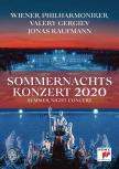 STRAUSS, WAGNER, PUCCINI... - SOMMERNACHTS KONZERT 2020 DVD WIENER PHILHARMONIKER