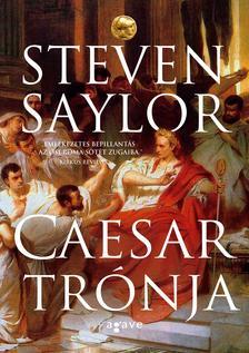 Steven Saylor - Caesar trónja