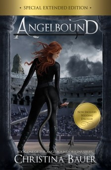 Bauer Christina - Angelbound [eKönyv: epub, mobi]