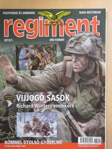 Horváth Zoltán - Regiment 2013/1. [antikvár]
