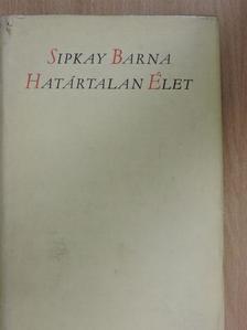 Sipkay Barna - Határtalan élet [antikvár]