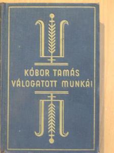 Kóbor Tamás - Regény novellákban [antikvár]
