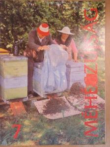 Borbély Gábor - Méhészújság 1995. július [antikvár]