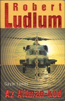 Robert Ludlum - Az Altman-kód [antikvár]