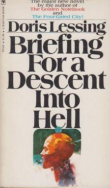 Doris Lessing - Briefing for a Descent Into Hell [antikvár]