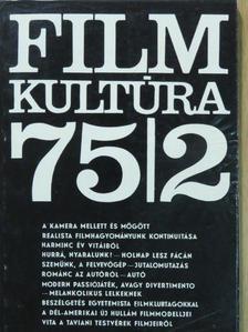 Almási Miklós - Filmkultúra 1975. március-április [antikvár]