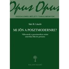 Sári B. László - Mi jön a posztmodernre?