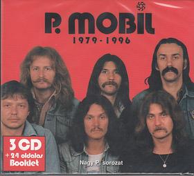 P.MOBIL 1979-1996 3CD+BOOKLET