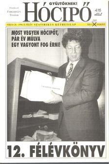 Farkasházy Tivadar - Hócipő 1996. II. félév [antikvár]