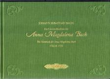 J. S. Bach - DIE CLAVIER-BÜCHLEIN FÜR ANN A MAGDALENA BACH 1722 & 1725 KRITISCHE AUSGABE (CHRISTOPH WOLFF) LN