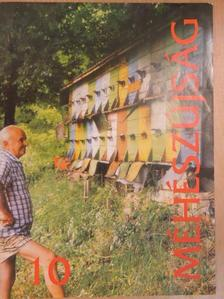 Borbély Gábor - Méhészújság 1995. október [antikvár]