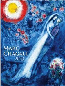 20T0096-002 - MARC CHAGALL - MŰVÉSZETI FALINAPTÁR - 2020