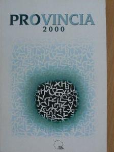 Ágoston Hugó - Provincia 2000 [antikvár]