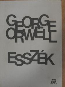 George Orwell - Esszék [antikvár]