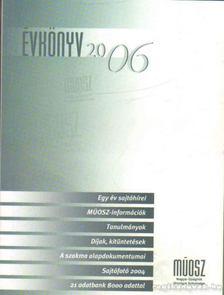 MÚOSZ évkönyv 2006 [antikvár]