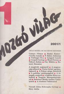 P. Szűcs Julianna - Mozgó Világ 2001/1. [antikvár]
