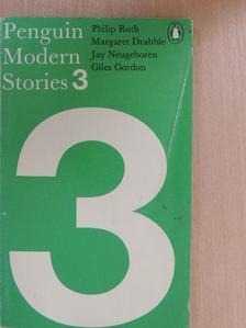 Giles Gordon - Penguin Modern Stories 3 [antikvár]