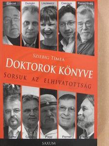 Csernus Imre - Doktorok könyve [antikvár]