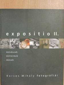 Horváth György - Expositio II. [antikvár]