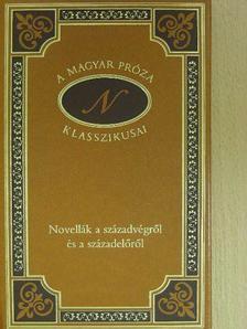 Ambrus Zoltán - Novellák a századvégről és a századelőről [antikvár]