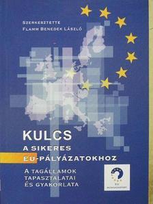 Balogh Emese - Kulcs a sikeres EU-pályázatokhoz [antikvár]