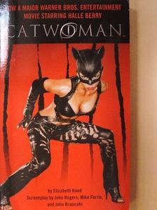 Elizabeth Hand - Catwoman [antikvár]