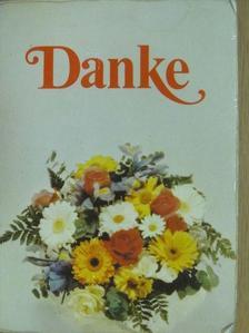Antoine de Saint-Exupéry - Danke (minikönyv) [antikvár]