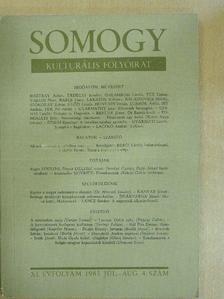Balázsovics Mihály - Somogy 1983. július-augusztus [antikvár]