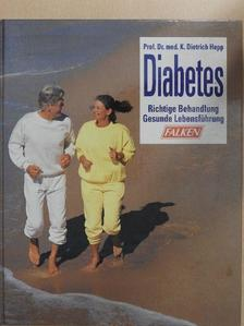 Dr. K. Dietrich Hepp - Diabetes [antikvár]