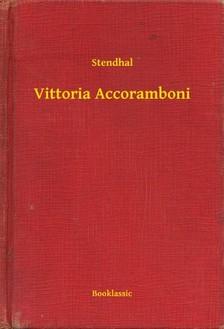 Stendhal - Vittoria Accoramboni [eKönyv: epub, mobi]