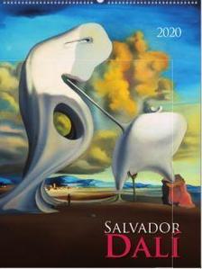 20T0096-004 - SALVADOR DALI - MŰVÉSZETI FALINAPTÁR - 2020