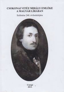 Dr. Vértes László - Csokonai Vitéz Mihály emléke a magyar lírában [antikvár]