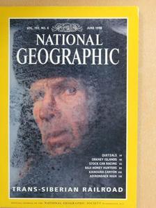 Bill Bryson - National Geographic June 1998 [antikvár]