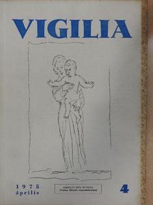 Cserháti József - Vigilia 1975. április [antikvár]