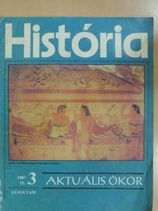 Berenc Nóra - História 1987/3. [antikvár]