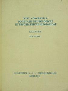 Geréby György - A magyar ideg- és elmeorvosok társasága 29. nagygyűlése [antikvár]