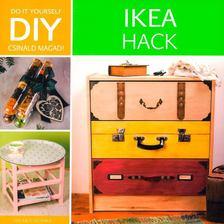 Halmos Mónika - IKEA Hack [antikvár]