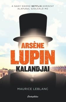 Maurice Leblanc - Arséne Lupin kalandjai [eKönyv: epub, mobi]