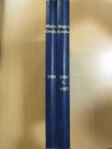 Borszéki Lászlóné - Magyar Konyha 1994-1995. 1-2. (vegyes számok) (11 darab) [antikvár]