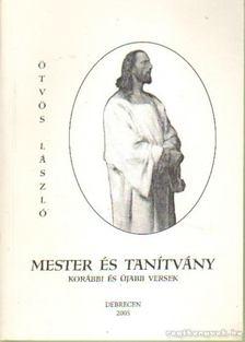 Ötvös László - Mester és tanítvány [antikvár]