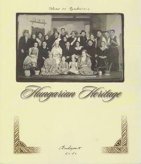 HOPPÁL MIHÁLY - Hungarian Heritage Volume 11. 2010 [antikvár]