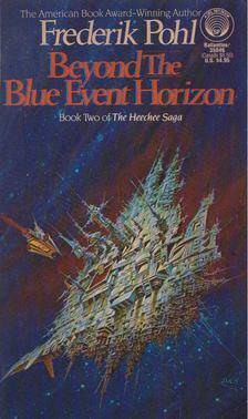 Frederik Pohl - Beyond the Blue Event Horizon [antikvár]