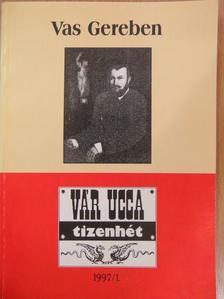 Angyal Dávid - Vár ucca tizenhét 1997/1. [antikvár]