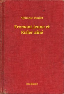ALPHONSE DAUDET - Fromont jeune et Risler aîné [eKönyv: epub, mobi]