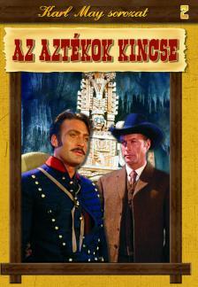 AZ AZTÉKOK KINCSE - KARL MAY SOROZAT 2.
