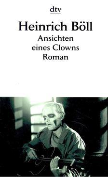 Heinrich Böll - Ansichten eines Clowns [antikvár]