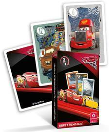 Cartamundi - CARS 3. MINI Fekete Péter és memória kártya