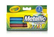 Crayola Metálszínű filcek