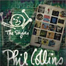 THE SINGLES 2LP PHIL COLLINS