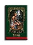ÉMILE ZOLA - Nana - KEMÉNY BORÍTÓS
